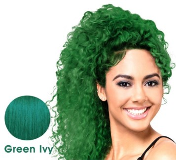 SPARKS GREEN IVY LL HAIR COLOR 3OZ