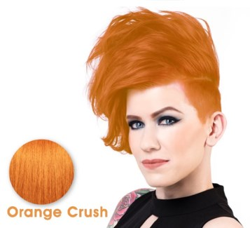 SPARKS ORANGE CRUSH LL HAIR COLOR 3OZ