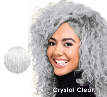 SPARKS CRYSTAL CLEAR LL HAIR COLOR 3OZ