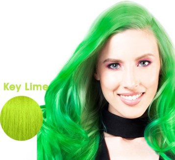 SPARKS KEY LIME LL HAIR COLOR 3OZ