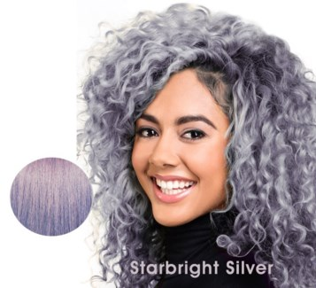 SPARKS STARBRIGHT SILVER LL HAIR COLOR