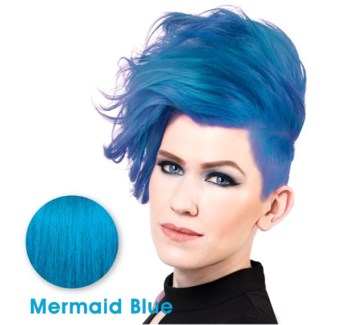 SPARKS MERMAID BLUE LL HAIR COLOR