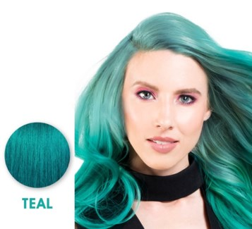 SPARKS TOTALLY TEAL LL HAIR COLOR 3OZ
