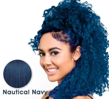 SPARKS NAUTICAL NAVY LL HAIR COLOR