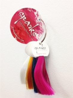 SPARKS 15 COLOR SWATCH RING