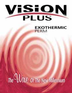 $ Vision Plus Exother Perm Red