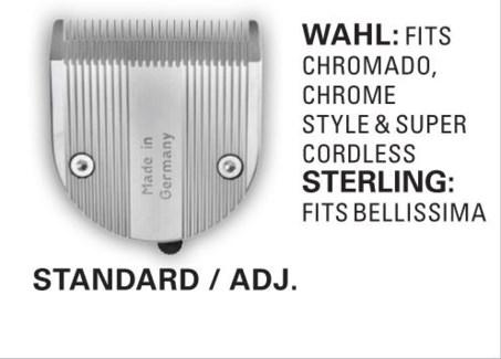 PLZ USE WAH52175 Standard Blade MOSER