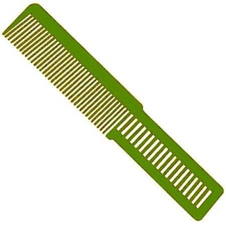 Lrg Clipper Cut Comb (green)53192