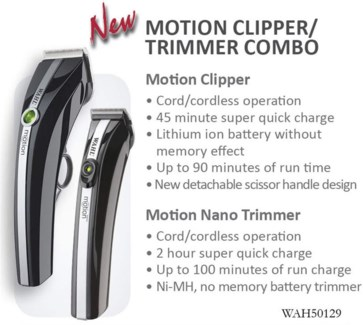 Motion Clipper Trimmer Combo 50129