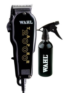 Taper 2000 Clipper Black W/Bottle