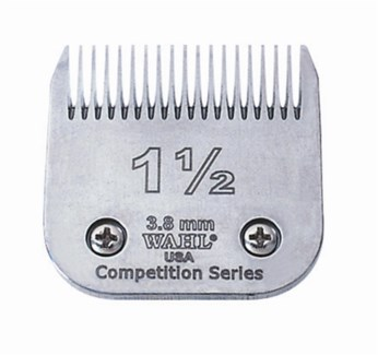 1 1/2 3.8mm Competition Series Blade