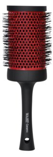 "Wahl 3.5"" Red Ceramic Thermal Round Brus"
