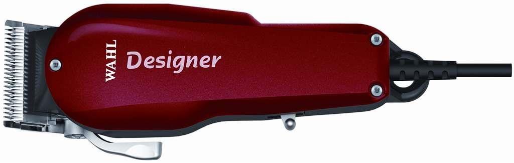 Wahl Designer Burgundy Clipper W/6 guide