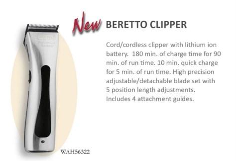 Beretto Clipper