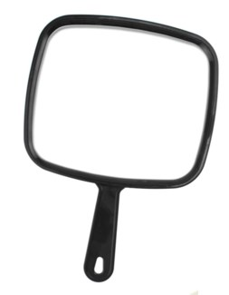 Wahl Handheld Mirror Black FINAL