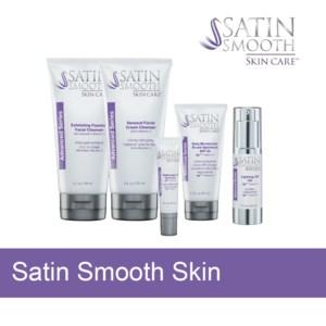 Satin Smooth Skin