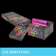 Foil Pre-Cut Sheets