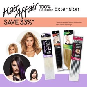 Hair Affair Special