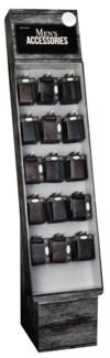 Men's Leather Wallets Shipper - 48pc