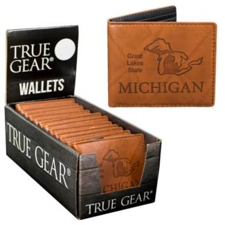 Suede State Wallets - Michigan
