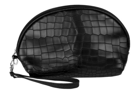 Emma Wristlet in Black