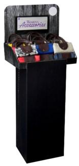Folding Tote Bag Floor Display - 48pcs