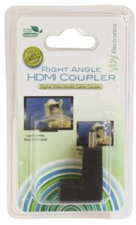 Right Angle HDMI Coupler