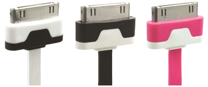 Connect + Charge Flat Cable 30-Pin