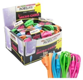 Mobilitti Micro Cable 1m