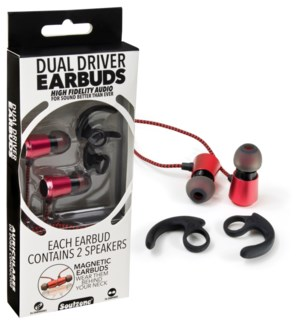Soulzone Dual Driver Earbuds