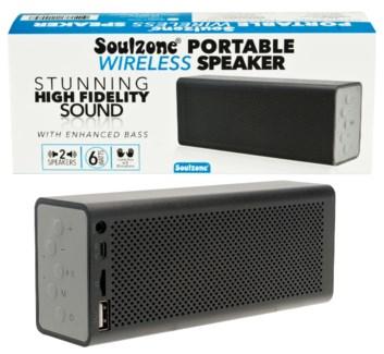 Soulzone Wireless Speaker