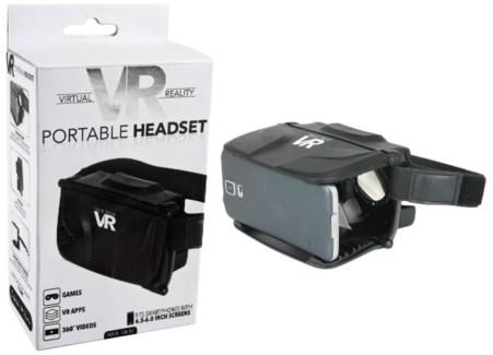 VR Portable Headset