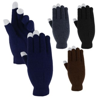 Heavy Weight Touch Gloves