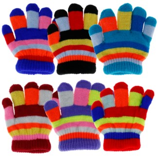 Insulated Children's Gloves - Sold out for the season!