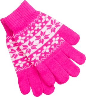 Glove Pink/White - Stadium Series