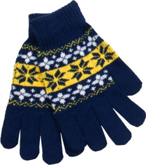 Glove Blue/White/Gold - Stadium Series