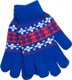 Gloves Blue/Red/White  - Stadium Series