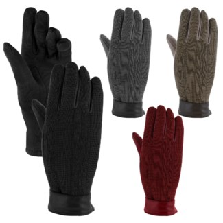 Glove Women's 3/4 Length with Patter