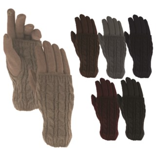 Wrist Warmer and Glove Set