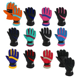 Kid's Ski Gloves - Sold out for the season!
