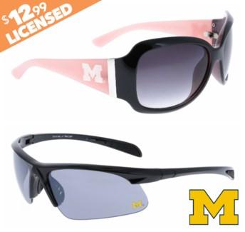 NCAA Sunglasses Promo  - Michigan