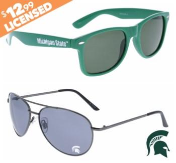NCAA Sunglasses Promo  - Michigan State