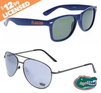 Florida NCAA Sunglasses Promo