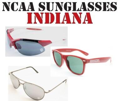 NCAA Sunglasses Indiana