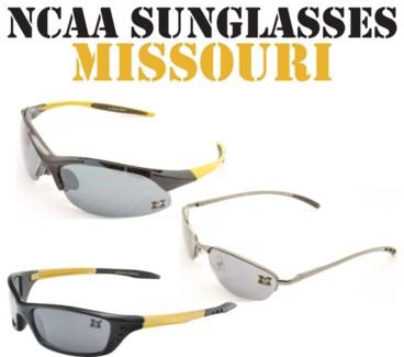 NCAA Sunglasses Missouri