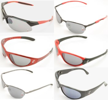 NCAA Sunglasses Cincinnati