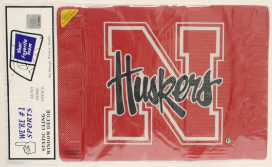 Nebraska N Window Shade