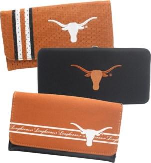 NCAA TX Longhorns Wallets
