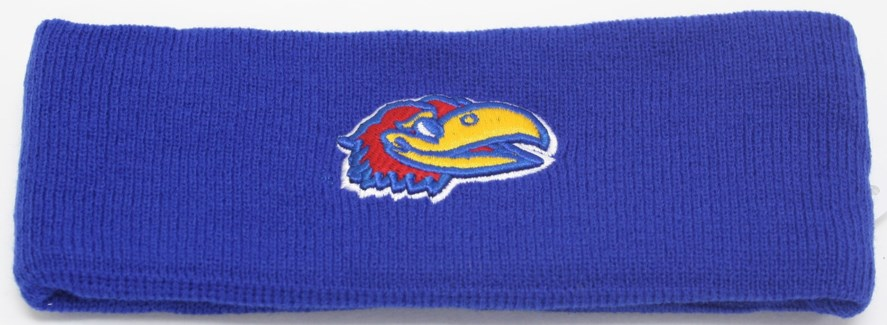 NCAA Kansas Jayhawks Head Band