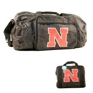Nebraska Licensed Duffle Bag